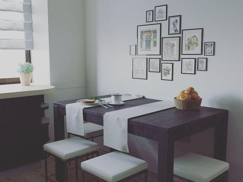 Дизайн интерьера в #белоозерск . Дизайн кухни. Interior ...
