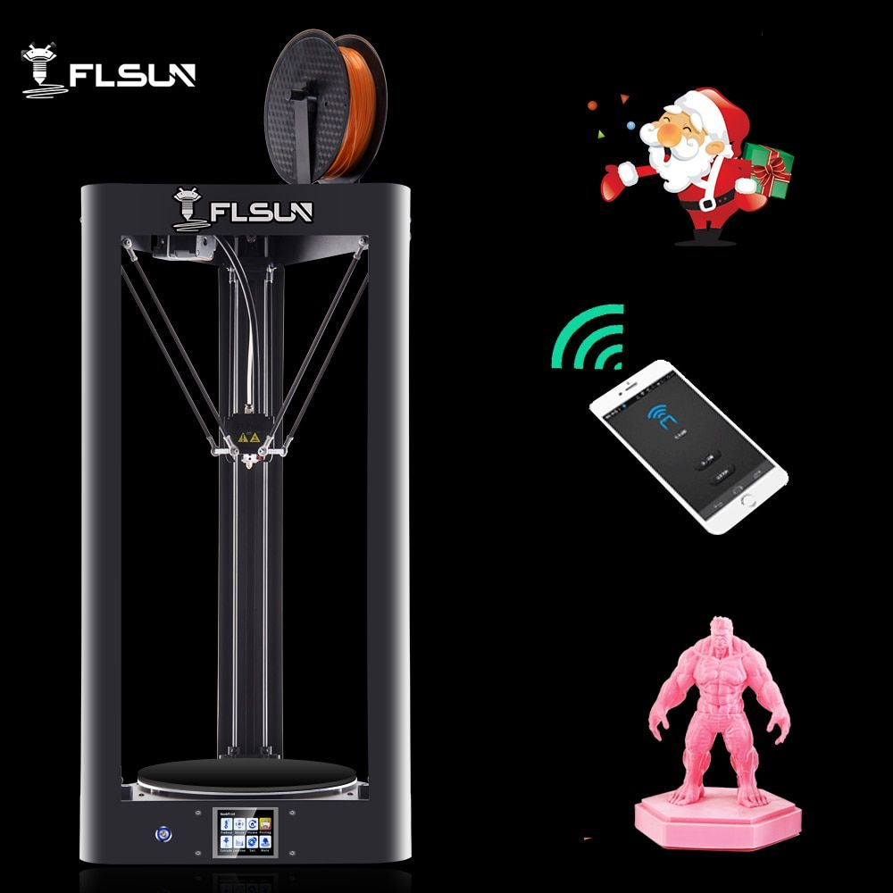 Cheap Flsun 3d Printer Buy Quality 3d Printer High Directly From China 3d Printer Suppliers Flsun Kossel 3d Printer Flsun Qq 3d Printer Printer Touch Screen