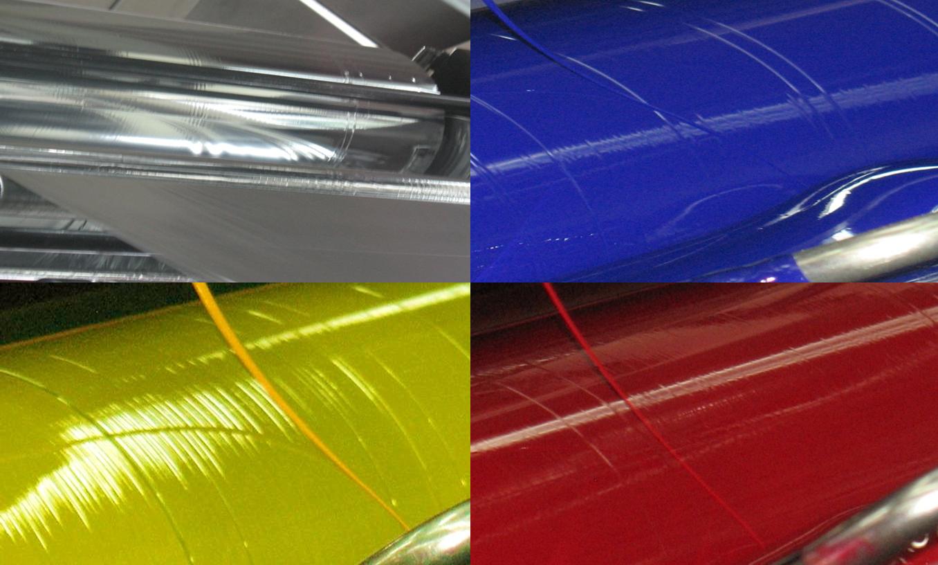 Color & Foil Printing using our exclusive Bellak Cold Foil Full Color Printing Process. www.bellak.com