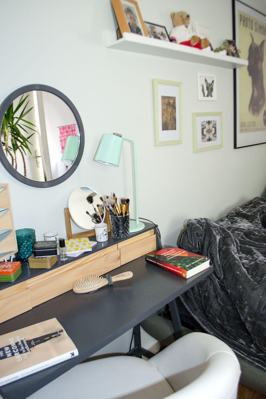 Bedroom Makeover Kleines Schlafzimmer Kleine Raume Einrichten