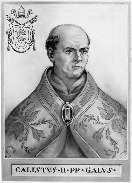 Kuvahaun tulos haulle Pope Callixtus II