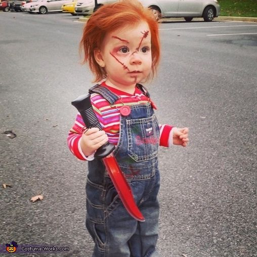 Chucky - Halloween Costume Contest at Costume-Works.com  sc 1 st  Pinterest & Chucky - Halloween Costume Contest at Costume-Works.com | Scary ...