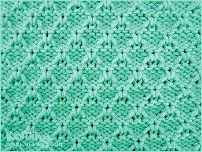 Több video is van gyönyörű mintákkal!  Textured stitch pattern      Flight Of The Bumblebee stitch