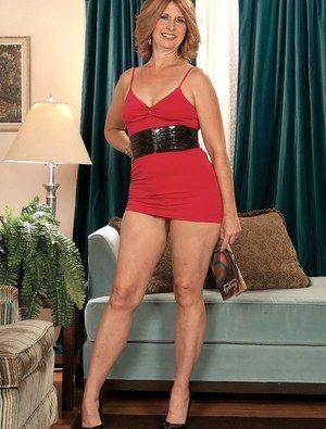 Mature skirts Hot