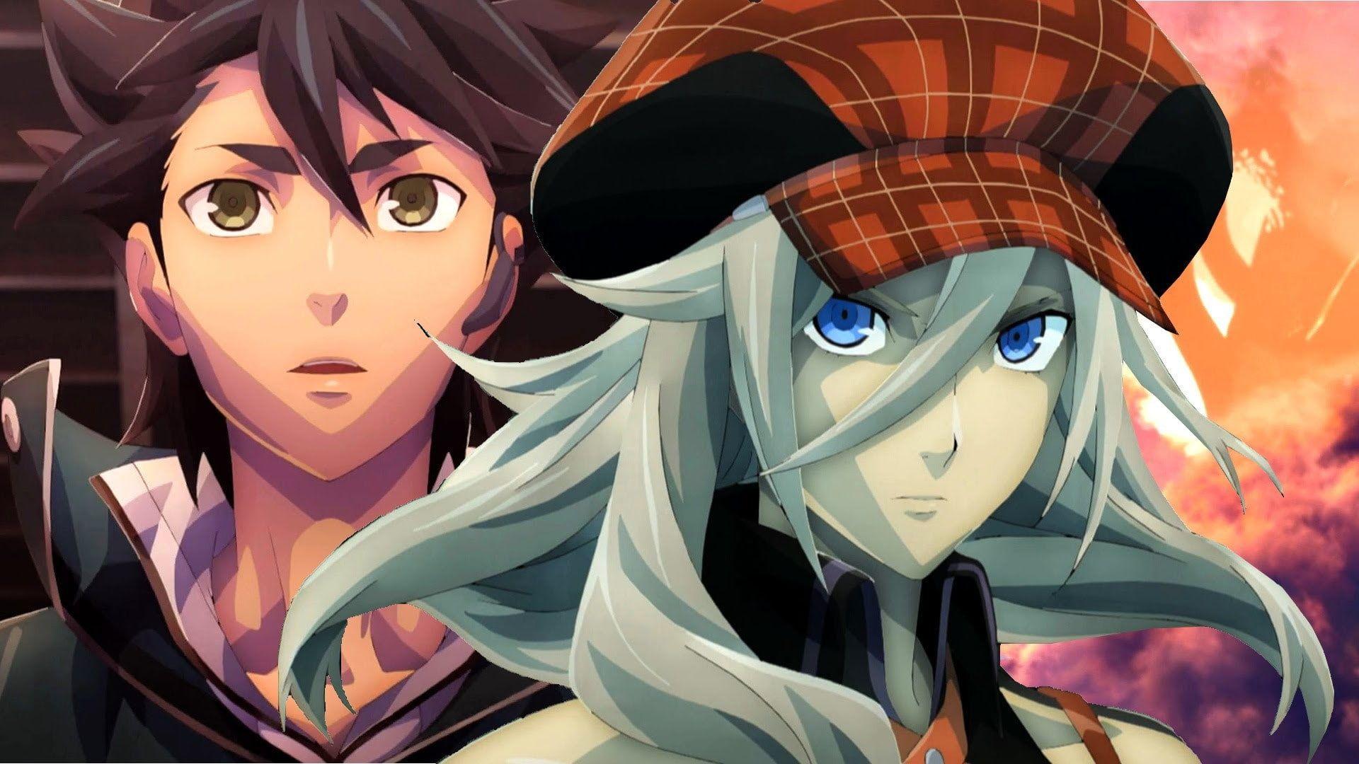 HD wallpaper: Anime, God Eater, Alisa Illinichina Amiella, Utsugi Lenka