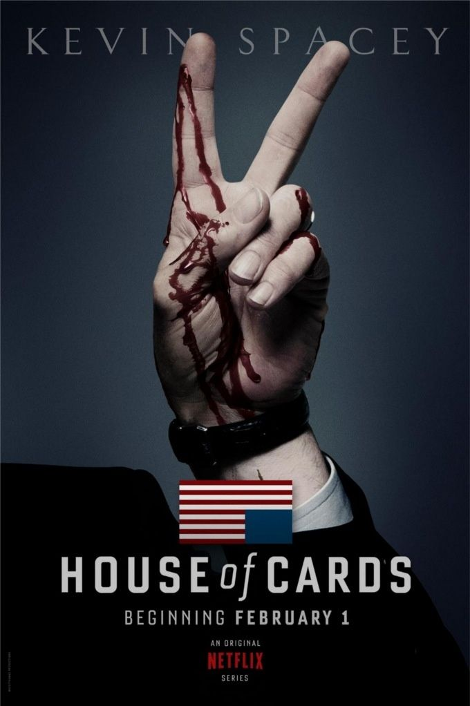 House of Cards - Season 1  Kevin Spacey + David Fincher -> must see it!
