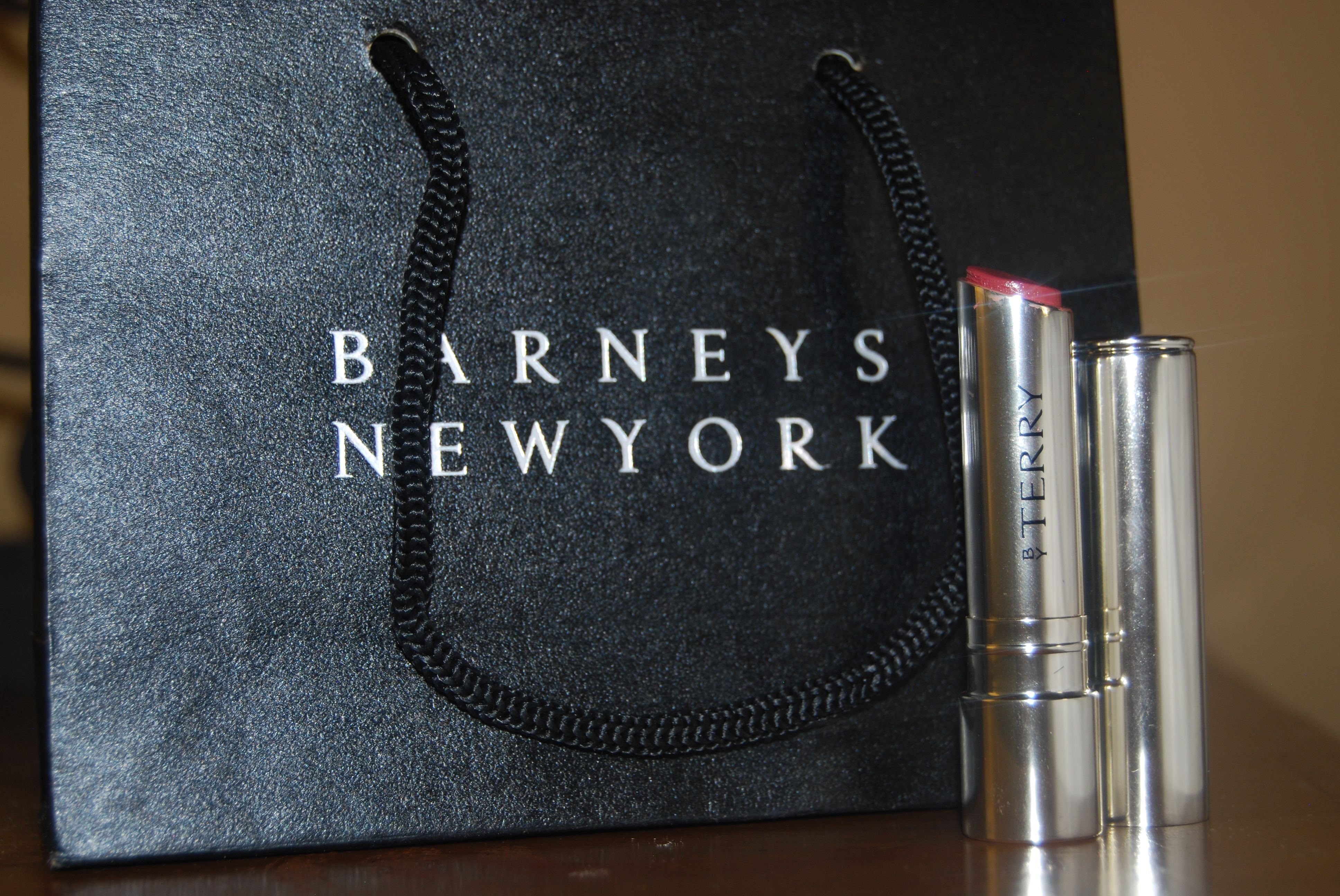 My new lipstick! By Terry Dana Barney's, Hyaluronic Sheer