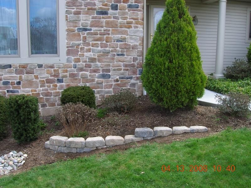 Small Retaining Wall Ideas: Small Retaining Wall