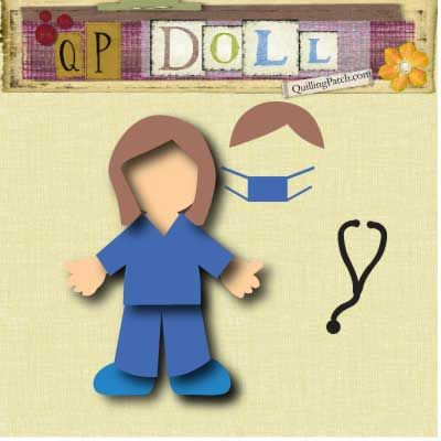 doctor paper doll cutting file free svg gsd wocgreat site for free