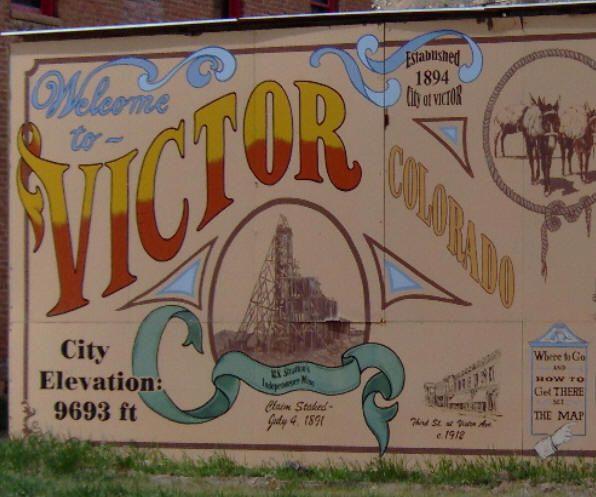 Victor Colorado - City of Mines