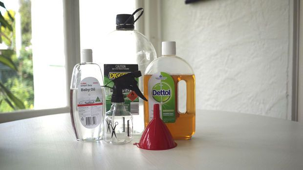 DIY Insect Repellent!! | Health | Insect repellent, Dettol