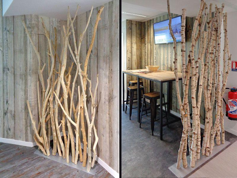 R sultat de recherche d 39 images pour claustra vegetal for Salon de jardin en bois flotte