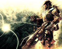 Gaming Poster Design