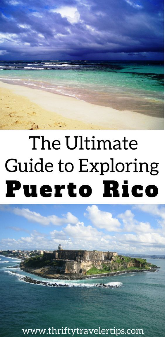 Puerto Rico has it all! You'll want to know where the beautiful beaches are in Puerto Rico, things to see and do in Puerto Rico, delicious food to try in Puerto Rico, and phrases to know in Puerto Rico. Save this Puerto Rico guide for later and don't forget to send this to your friends!
