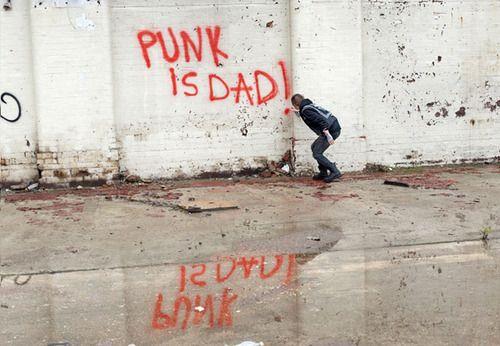 Punk is Dad on http://www.drlima.net