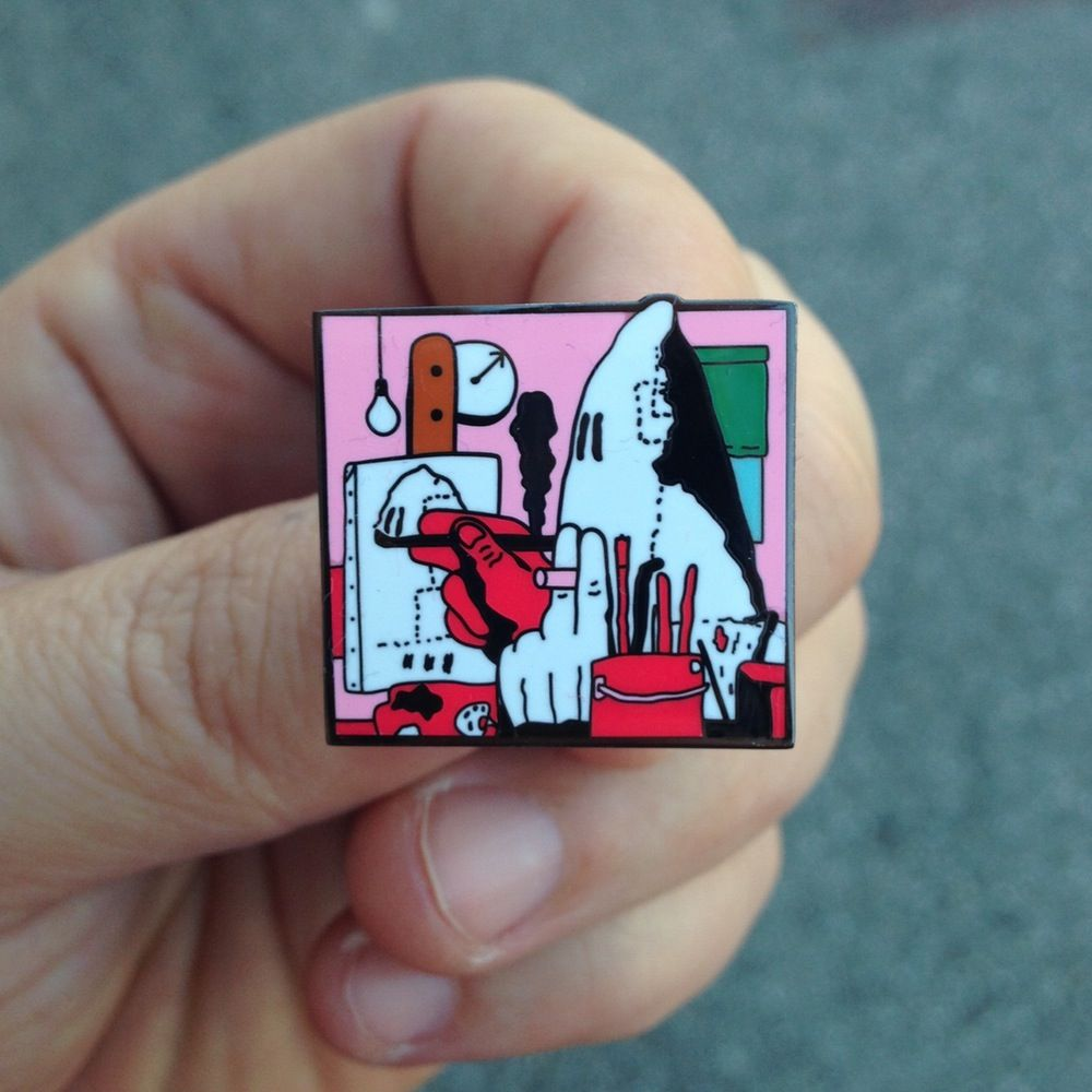 Image of Guston Pin