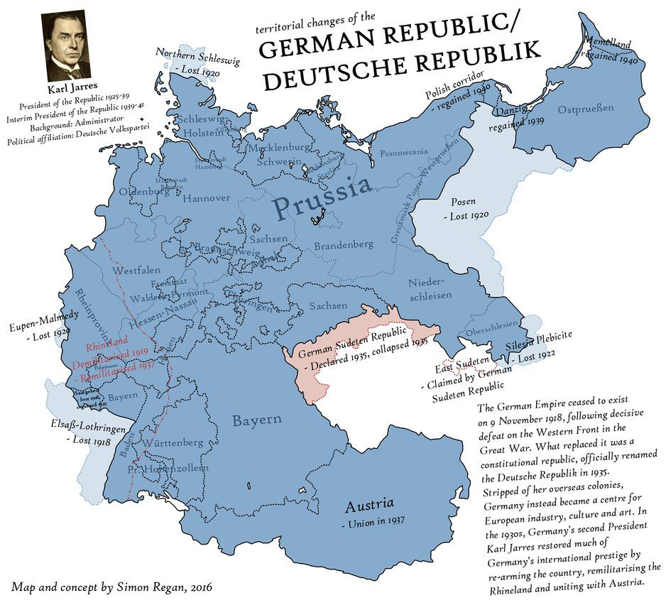 Weimar Forever An Alternate History Map By Sregan Deviantart Com