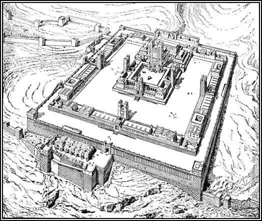 Ezekiel\'s vision of the Third Temple | A Passover Day for the ...