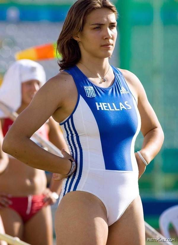 Sexy female athletes picture