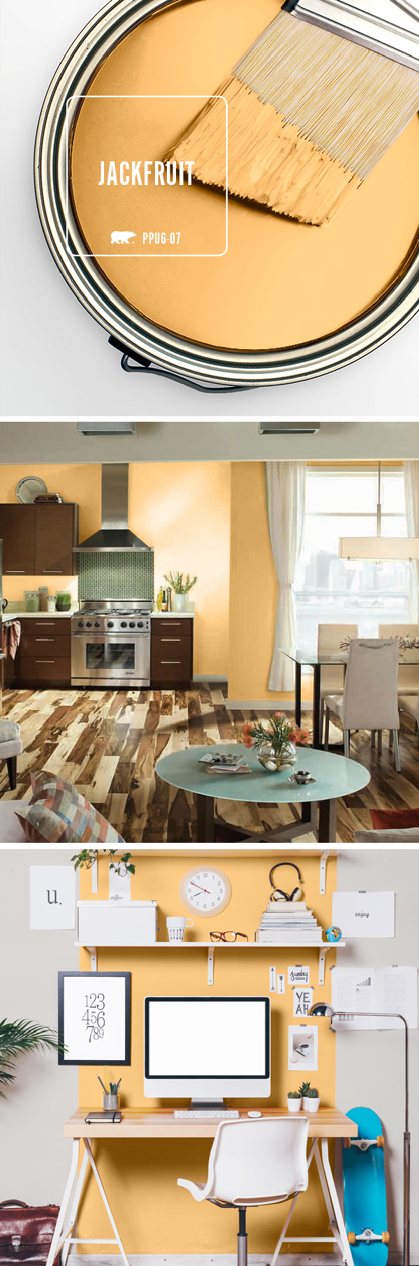 Take the guesswork out of your room remodel and choose this cheery ...