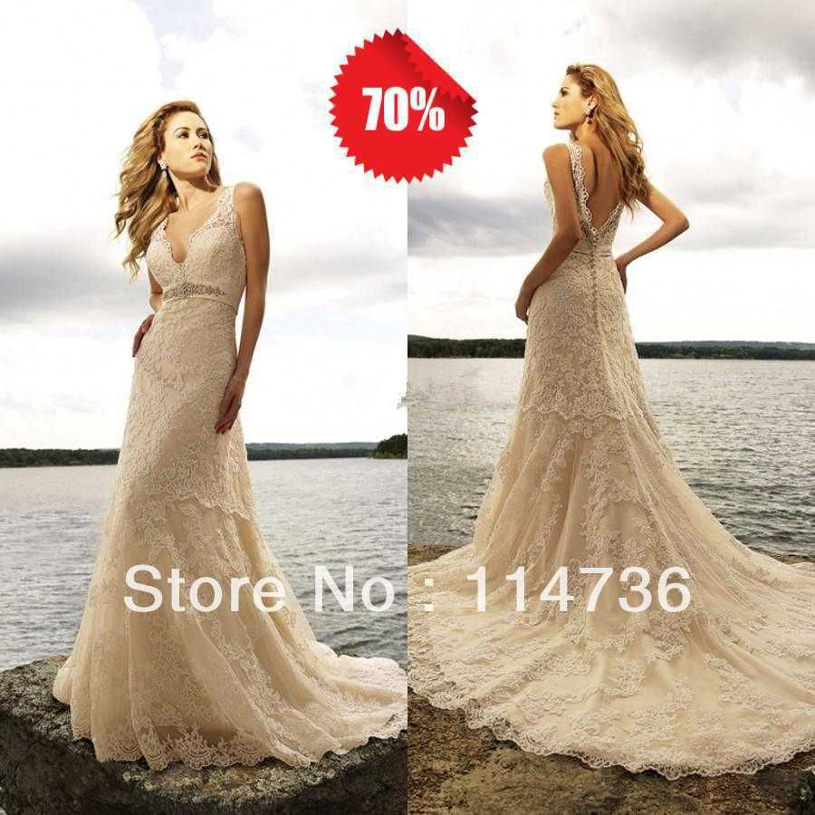Aliexpress buy 2012 hot sale old fashioned lace vintage aliexpress buy 2012 hot sale old fashioned lace vintage wedding dresses v neck ombrellifo Gallery