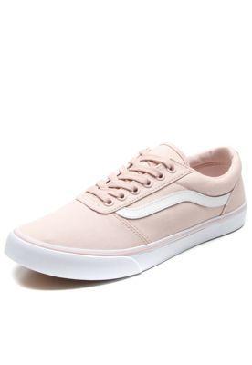 tenis vans rosas