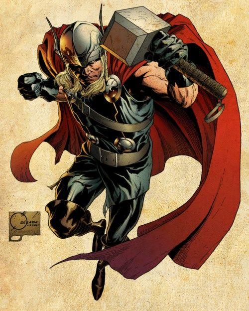 Thor by Joe Quesada