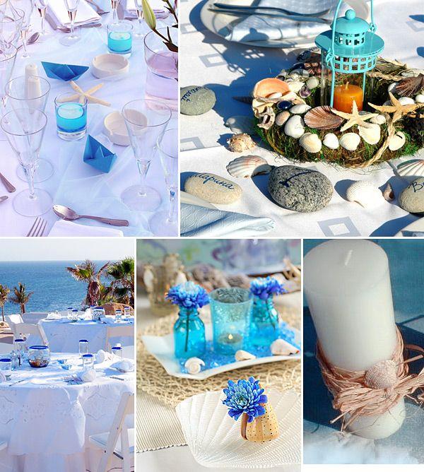 Beach Wedding Centerpieces On A Budget