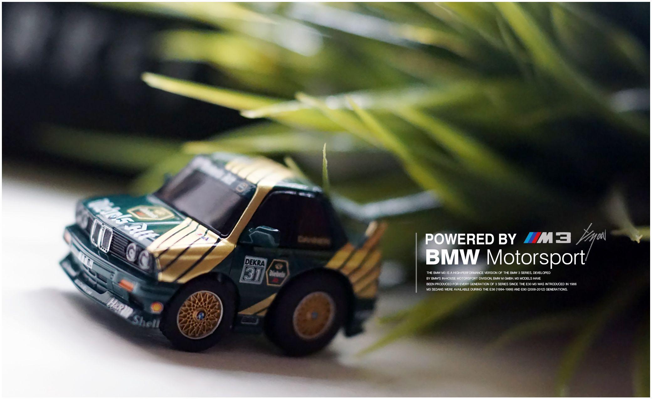 Pin By Amonlin On Choro Q Toy Car Motorsport Bmw