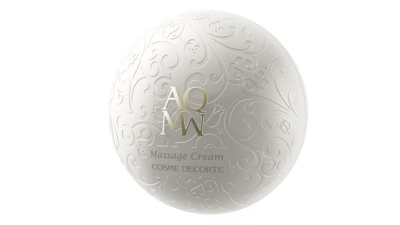 COSME DECORTE and Marcel Wanders launched AQ MW.