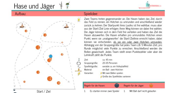 Jäger Spiel