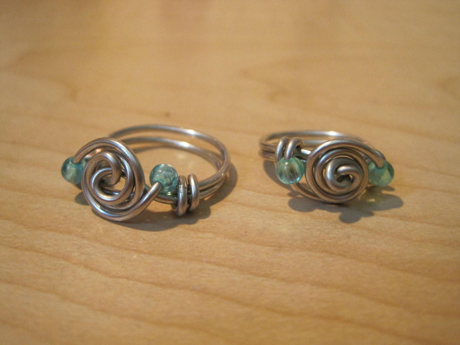 Rose Wire Ring | Wire rings tutorial, Ring tutorial and Rose