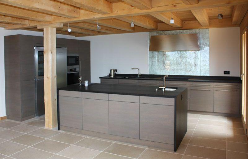 cuisine frigo americain ilot central recherche google. Black Bedroom Furniture Sets. Home Design Ideas