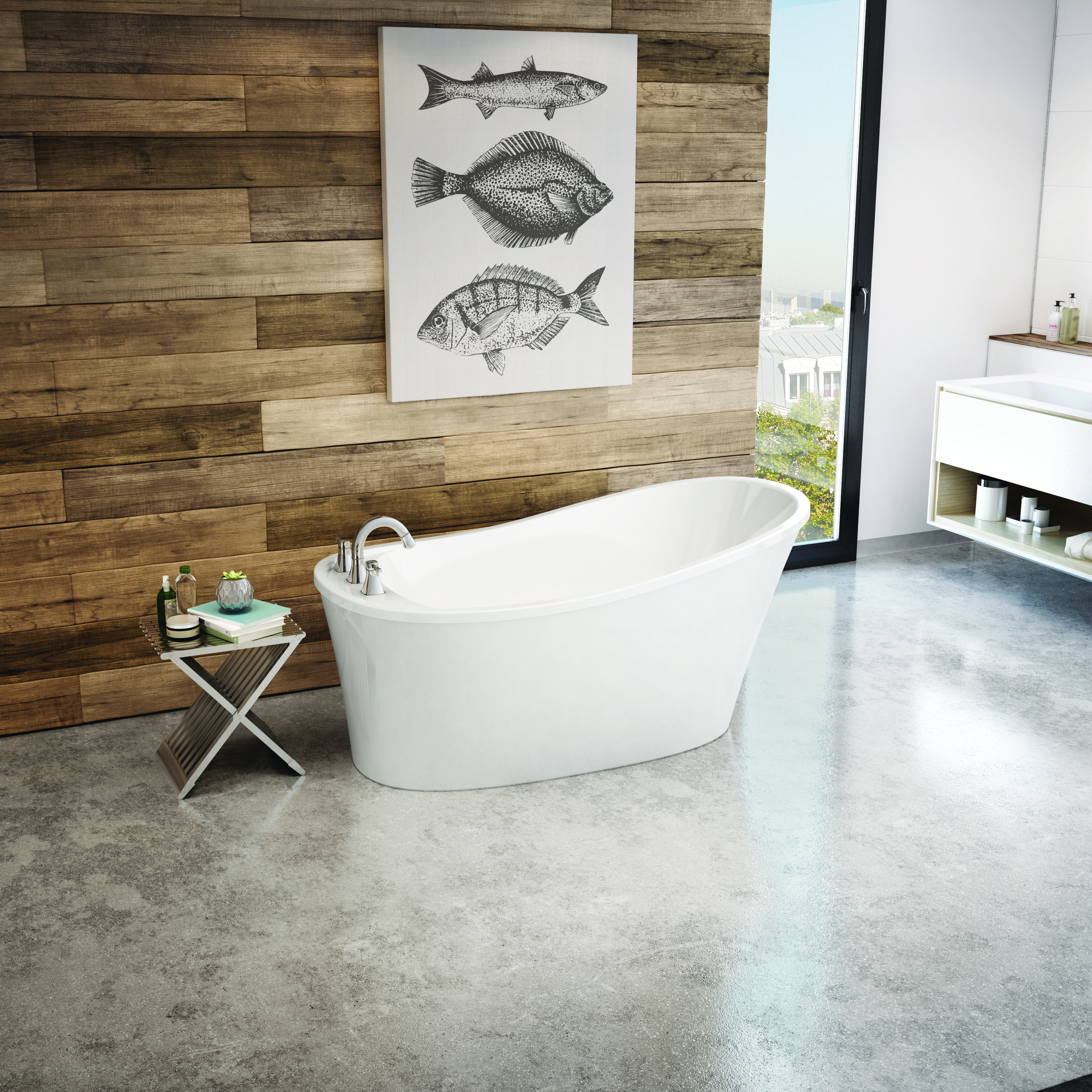 bathtub-ariosa 6032 Dimensions: 60 \