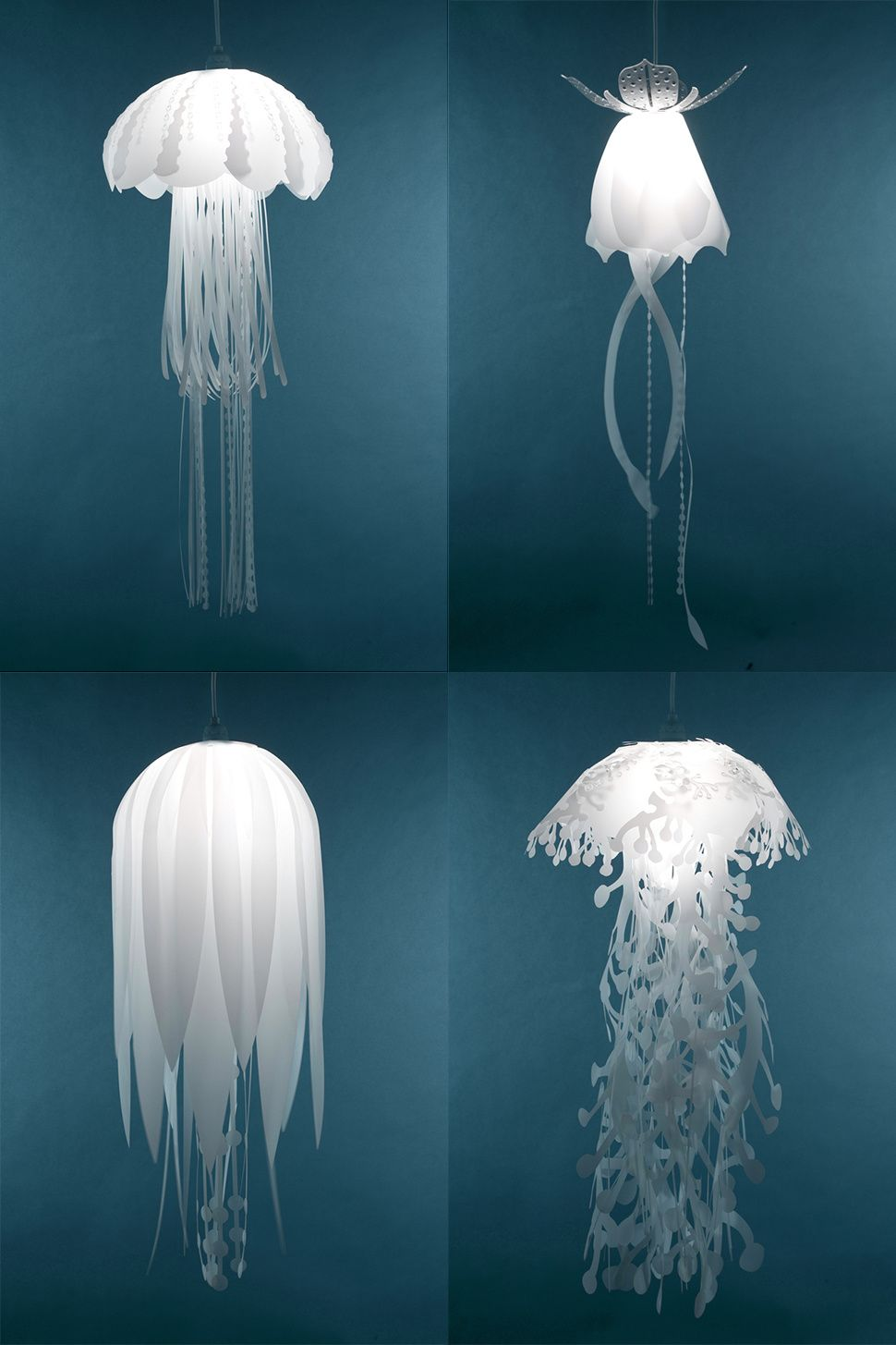 hanging pendant lighting. Coolest Hanging And Pendant Lighting Jellyfish 2 25 Lights For Modern Rooms N