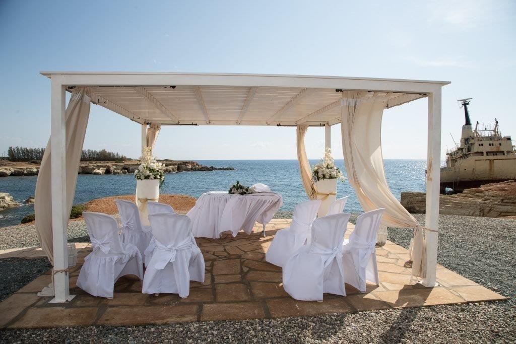 Civil Wedding Venues Paphos Wedding Beach Cyprus