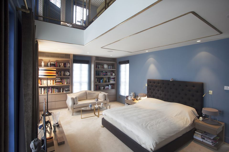 Elegant Two Story Bedroom   Google Search