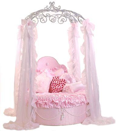 Crib Com Princess Dog Bed Diy Dog Bed Puppy Beds