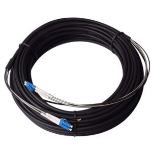 Waterproof Outdoor Fiber Optic Patch Cord Patch Cable Jumpers Patch Cord Fiber Optic Fiber Patch Cord