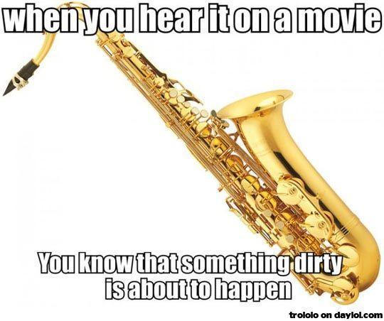 The Saxophone Band Jokes Band Nerd Marching Band Memes