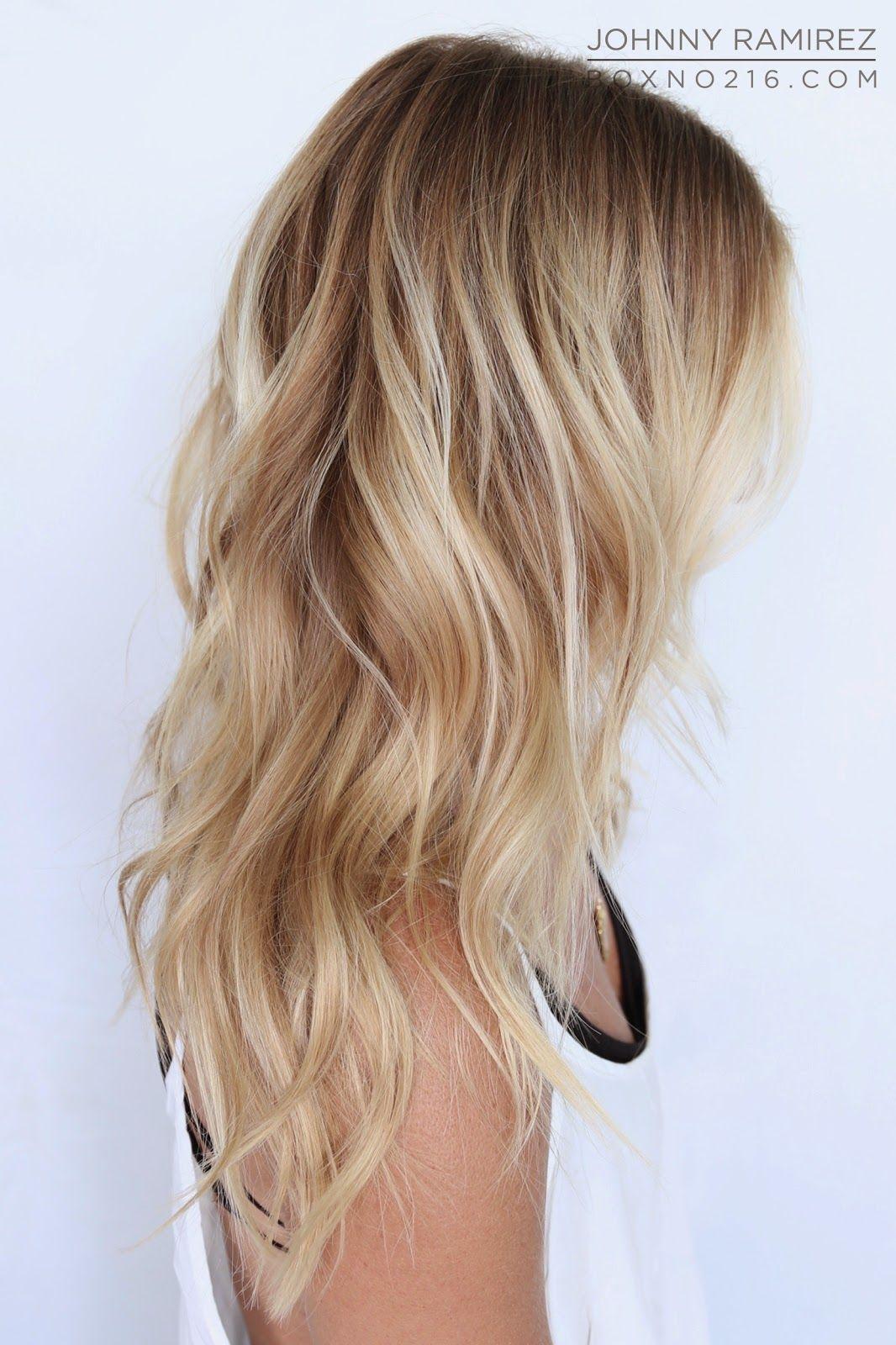 BEACHY BLONDE IN MIAMI (Box No. 216) | Hair! | Hair styles ...