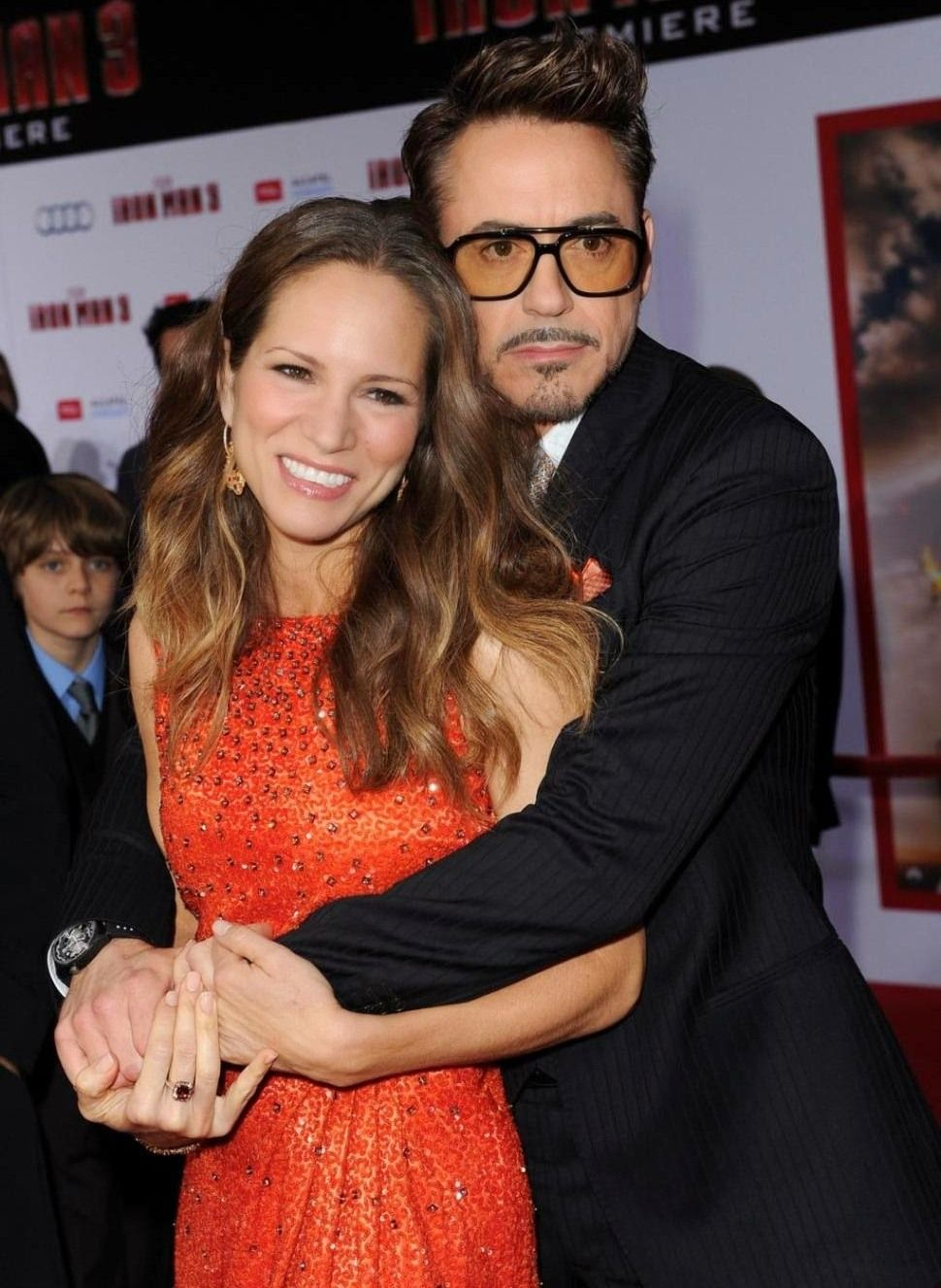 Susan Downey getty images