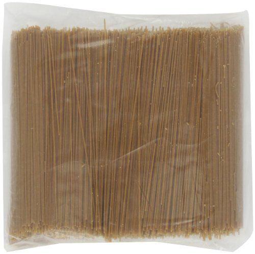 Traditional bionaturae Organic Whole Wheat Spaghetti, Bulk, 11 Pound Bags, ,