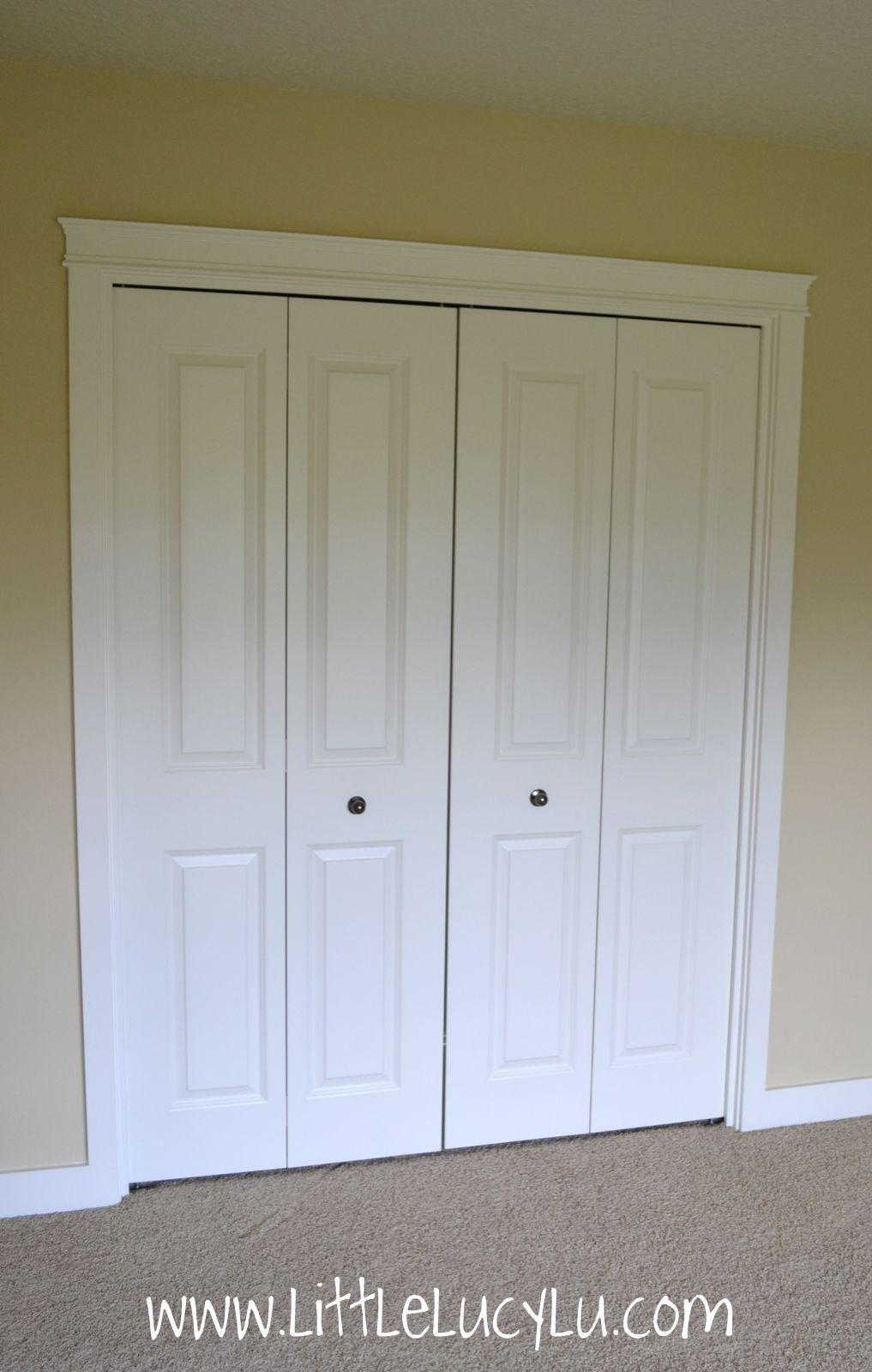 Wonderful Bifold Door Knob Position