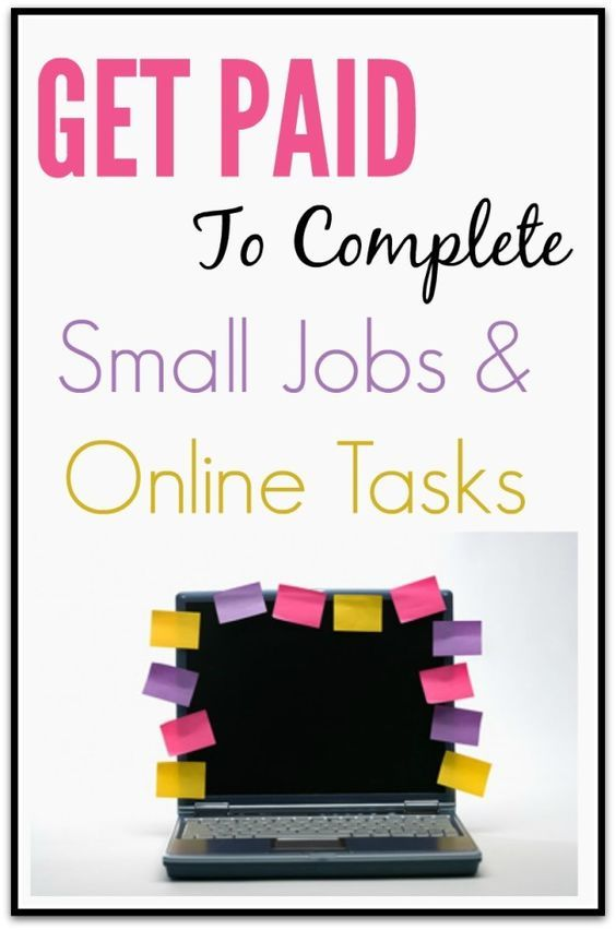 Get Paid to Complete Small Survey Jobs and Online Tasks