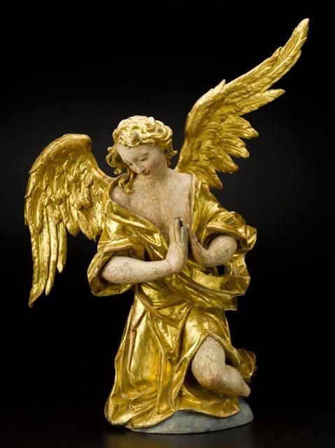 Just Putto Angelo Beautiful And Charming Arredamento D'antiquariato Complementi D'arredo