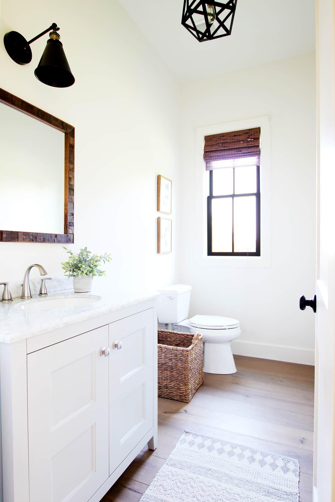 Guest Bathroom Remodel Shower Walk In
