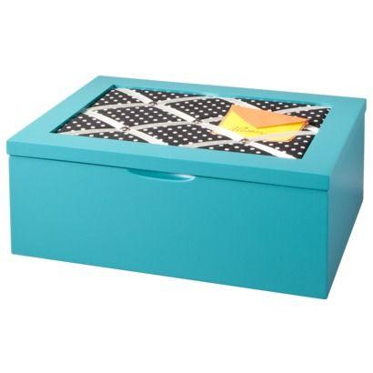 Xhilaration Jewelry Box with Memo Board 45 H x 120 W x 90