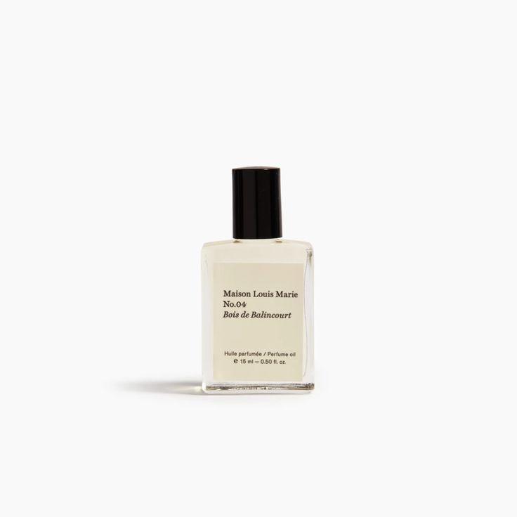 Maison Louis Marie Perfume Oil