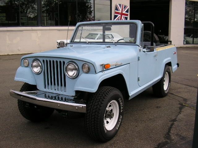 1970 Jeepster For Sale At Stonebridge Motor Company Jeepster Willys Jeep Jeepster Commando